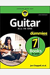 Guitar All-in-One For Dummies: Book + Online Video and Audio Instruction Kindle Edition