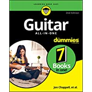 Guitar All-in-One For Dummies: Book + Online Video and Audio Instruction (English Edition)