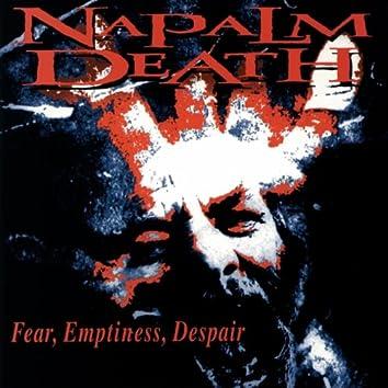 Fear Emptiness Depair