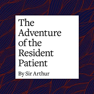 The Adventure of the Resident Patient cover art