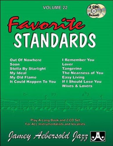 Fovorite Standards Vol.22(Con 2 Cd Allegati)