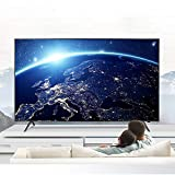 Smart TV de 32/42 Pulgadas (1080P Ultra HD LED TV, HDR, HDMI, USB2.0, tecnología de Audio HiFi, Panel de Pantalla A + MVA, procesador de Doble núcleo A53, tecnología de Gran Angular de 178 °)