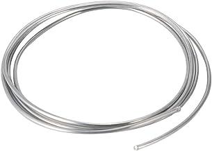 Banbie 2 mm 3 m Varilla de Soldadura Cobre Aluminio Flujo a Baja Temperatura Alambre metálico Soldadura de Varilla Herramienta de Soldadura para electrodo Sin Necesidad de Soldadura