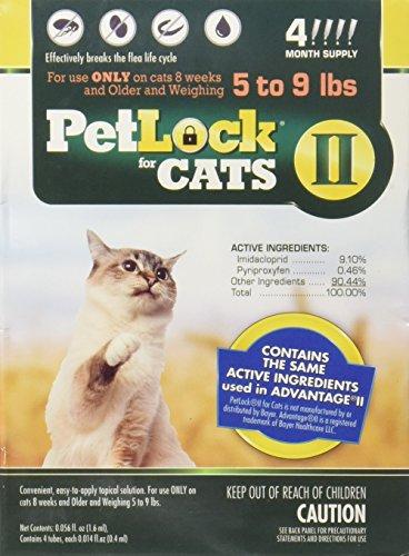 Price comparison product image Petlock Ii Drops for Cats