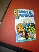 Marvel Fanfare VOL. 1 No. 21