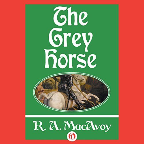 The Grey Horse audiobook cover art