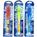 LiftnGift-Invisible Ink Magic Pen with Light - Pack of 4