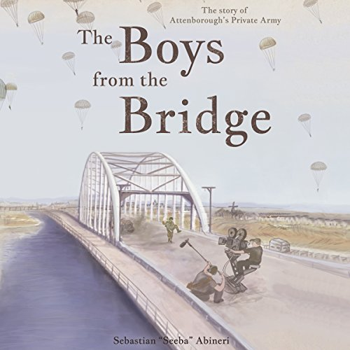 The Boys from the Bridge cover art