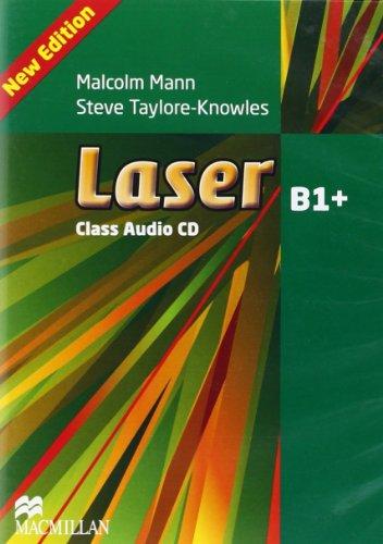 Laser 3rd edition B1+ Class Audio x2