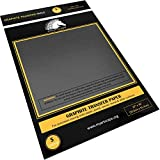 Grafite trasferimento carta lucida–5fogli–50,8x 91,4cm–Carbon Paper by Myartscape (nero)...