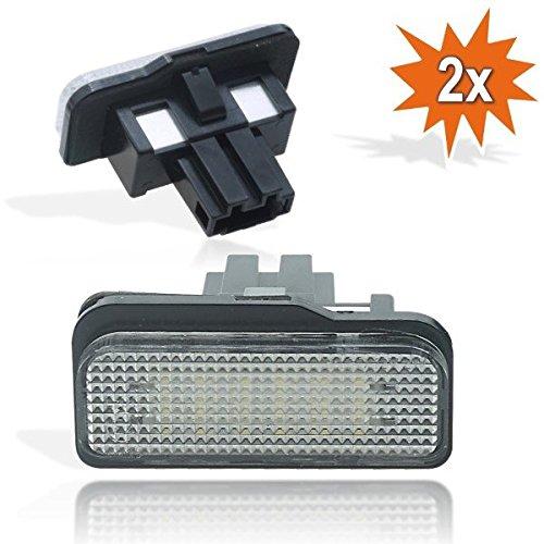 Do.LED 3-5D - Iluminación LED para matrícula