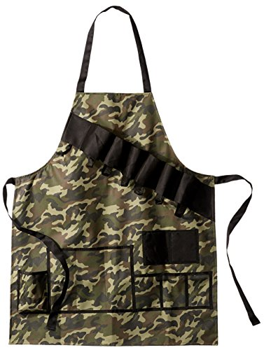 Novelty Aprons For Men That Love Camouflage