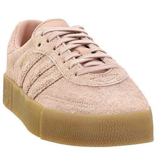 adidas Womens Sambarose Athletic & Sneakers