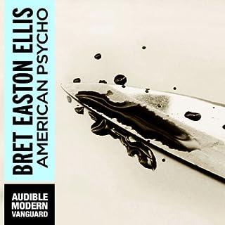 American Psycho  audiobook cover art