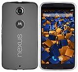 mumbi Hülle kompatibel mit Motorola Google Nexus 6 Handy