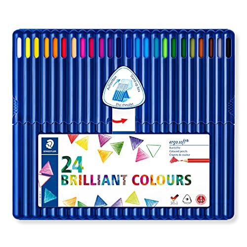 Crayons de couleur coloriage