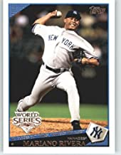 Mariano Rivera Highlights / Closes Out Twins, Yankees Win ALDS - 2009 Topps New York Yankees World Series Champions Limited Edition Baseball Trading Card