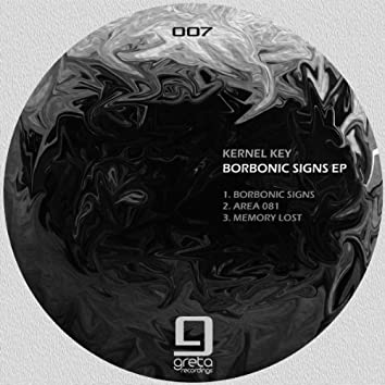Borbonic Signs EP