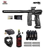 Maddog Empire Axe 2.0 Expert Paintball Gun Package - Dust Black