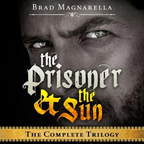 The Prisoner and the Sun audiobook cover art