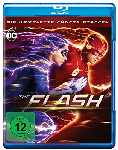 The Flash - Die komplette 5. Staffel [Alemania] [Blu-ray]