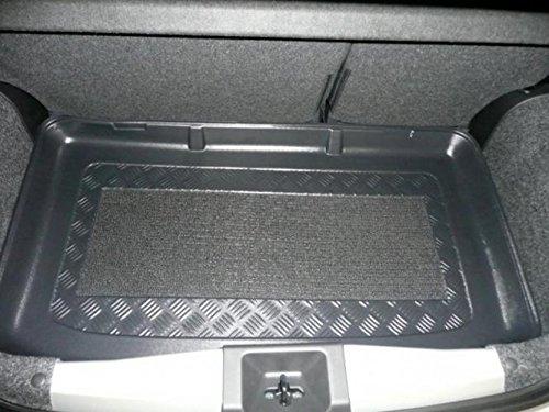 Kofferraumwanne mit Anti-Rutsch passend für Nissan Micra K13 2010-