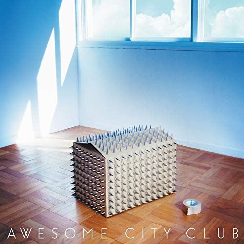 [album]Grow apart – Awesome City Club[FLAC + MP3]