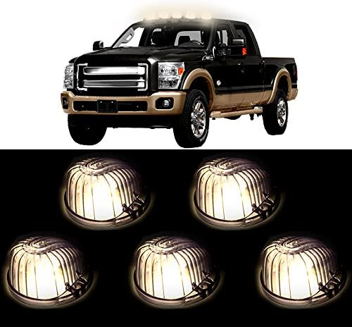 cciyu For for GMC Pickup Trucks 5x 9069A Smoke Cab Running marker Light Lamp Lens 5x free 168 product image