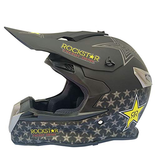 Off-Road Motocross Helmets Men Women Windproof Anti Fog Full Face Motorbike Helmet Outdoor Moto Motorcycle Racing Head Protection