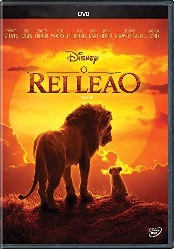 O Rei Leão (2019) [DVD]