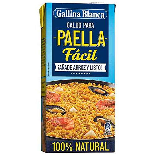 Gallina Blanca Caldo Paella, 1000ml