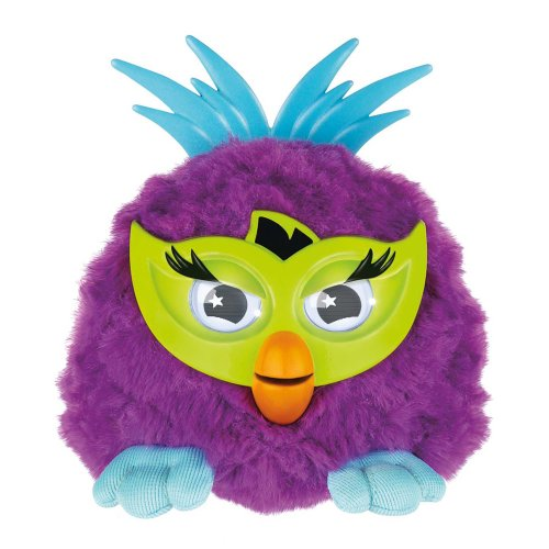 Hasbro – A3188 – Furby – Party Rockers – Violet – Version Anglaise (Import Royaume-Uni)