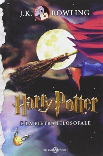 Harry Potter 1 e la pietra filosofale by Joanne K. Rowling (2014-05-01)