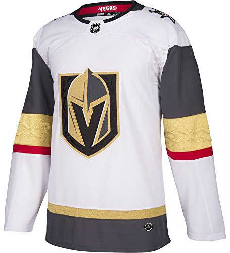 Vegas Golden Knights adidas adizero NHL Authentic Road Jersey (Small 46)