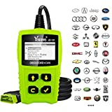 Ysding JD101 OBDII Code Reader Auto Scanner Car Engine Diagnostic Tool Check Engine