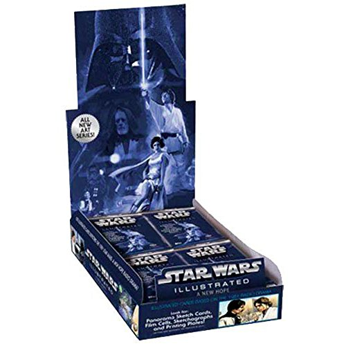 2013 Topps Star Wars Illustrated Collector