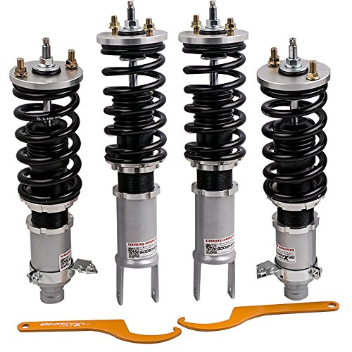 Coilovers for Honda Civic 1988-1991 1991-1995 1996-2000 Acura Integra 1994-2001 Suspension Coil Spring Strut Adjustable Damper