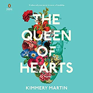 The Queen of Hearts audiobook cover art