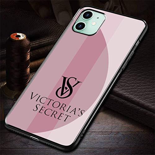 HZZAWDHL Funda iPhone 6 Plus Case/Funda iPhone 6S Plus Case Tempered Glass Phone Case Vam Pire Knig HT Figures R-097
