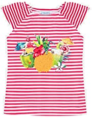 Mayoral Camiseta Tirantes Rayas niña Modelo 3028
