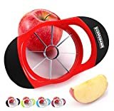 Best Apple Corers - SCHVUBENR 3.5 Inch Apple Slicer - Professional Apple Review