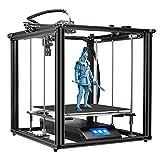 Creality Ender 5 Plus Stampante 3D, BL Touch, Sensore di Fine Filamento, Stampa ad Alta Precisione, Riprendi la Funzione di Stampa, Piattaforma Nuovissima, 350 * 350 * 400mm