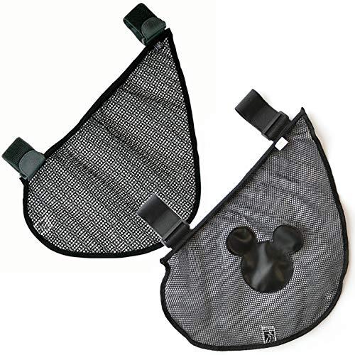 ベビーカー バッグ ディズニー ベビーカー用 ネットバッグ サイドネット ジェイエルチルドレス Net (ミッキーマウス)