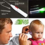 Nearstop™ LED Flashlight Earpick for Ear wax remover and cleaner, Ear cleaning tools