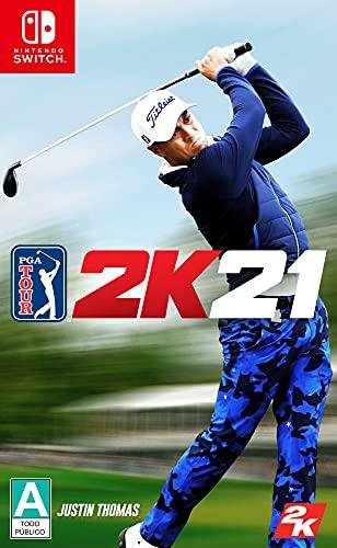 PGA Tour 2K21 for Nintendo Switch [USA]