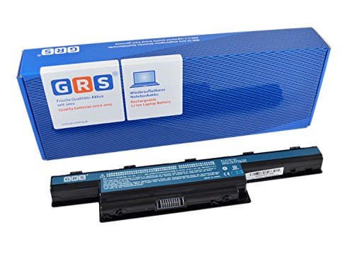 GRS Batteria AS10D51 per Acer Aspire 7741G 5742G 7750G 5741ZG 5733 5560G 5250 5552 7560 5750G 7551G TravelMate 5740 8472 5760 4740 Compatibile: AS10D31 AS10D61 AS10D75 AS10D41 AS10D3E