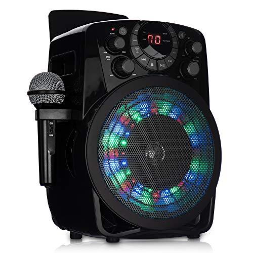Wicked Gizmos Karaoke-Boombox-Maschine...