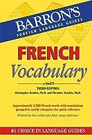 French Vocabulary (Barron's Vocabulary)