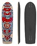Comet Skate Skateboard Longboard Voodoo DH 36x9.6¨