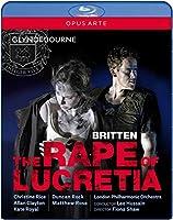 Britten:The Rape Of Lucretia [OPUS ARTE: OABD7206D] [Blu-ray]
